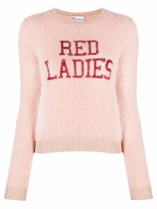 Red Valentino Red Ladies sweater - PINK