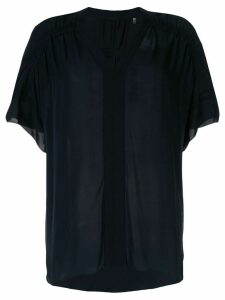 Elie Tahari Evlin blouse - Blue