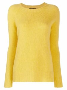 Aragona relaxed jumper - Yellow