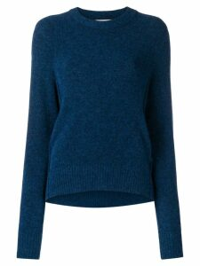 3.1 Phillip Lim High-Low Pullover - Blue