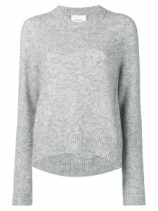 3.1 Phillip Lim High-Low Pullover - Grey