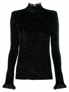 Philosophy Di Lorenzo Serafini structured jumper - Black