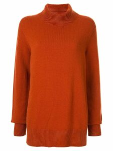 The Row Melina sweatshirt - Orange