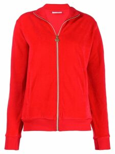 Chiara Ferragni Logomania track jacket - Red