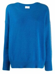 Allude lightweight sweatshirt - Blue