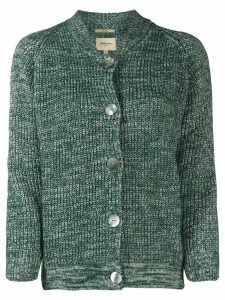 Bellerose Doste knit cardigan - Green