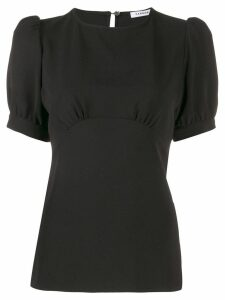 P.A.R.O.S.H. puff sleeve blouse - Black