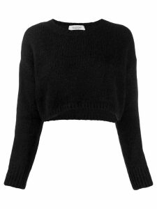 Valentino Your Wings intarsia jumper - Black