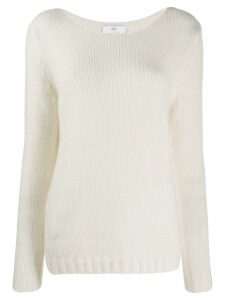Allude lightweight sweatshirt - White
