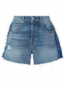 Hudson Jade Boyfriend shorts - Blue