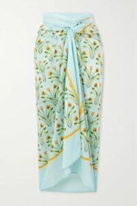 Dolce & Gabbana - Logo-embellished Leopard-print Leather Sneakers - Leopard print