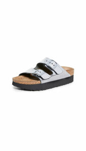 Birkenstock Arizona Platform Sandals - Narrow