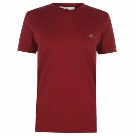 Vivienne Westwood Chest Logo Peru T Shirt