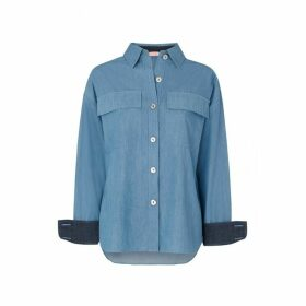 Kitri Sora Chambray Shirt