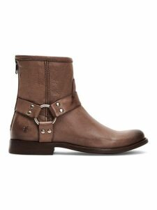 Philip Harness Moto Boots