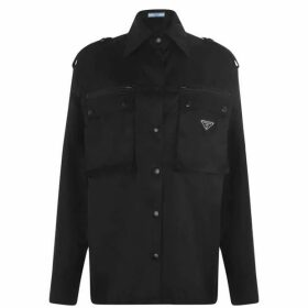 Prada Nylon Shirt