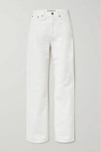 MM6 Maison Margiela - Stretch-jersey Bodysuit - Dark brown