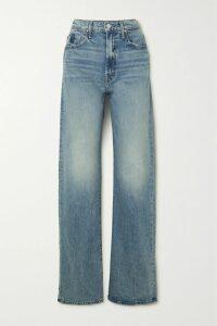 Isabel Marant Étoile - Laila Pintucked Floral-print Cotton Blouse - Purple