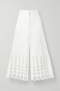 Dries Van Noten - Clavelly Floral-print Cotton-poplin Shirt - Dark gray