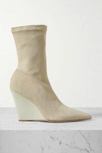 RIXO - Kikki Ruffled Floral-print Crepe Top - Green