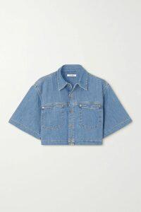 Etro - Floral-print Jacquard Pants - Coral