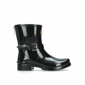 Barbour Mugello - Black Wellington Boots