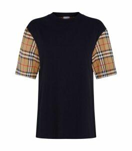 Vintage Check T-Shirt