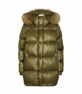Fur-Trim Alquippa Parka