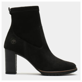 Timberland Leslie Anne Boot For Women In Black Black, Size 9