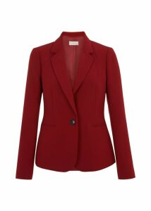 Tamsin Jacket Cranberry