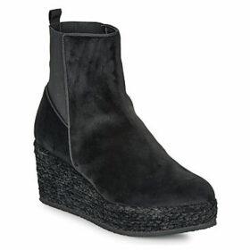 Castaner  NOEMIE  women's Mid Boots in Black