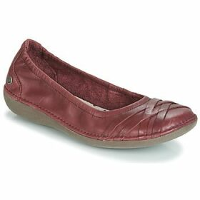 TBS  MAIWENN  women's Shoes (Pumps / Ballerinas) in Red