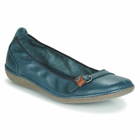TBS  MALINE  women's Shoes (Pumps / Ballerinas) in Blue