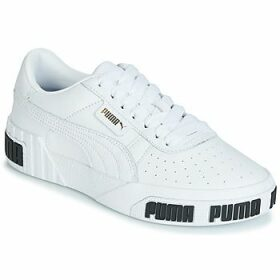 Puma  CALI BOLD  women's Shoes (Trainers) in White