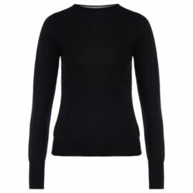 Roberto Collina  sweater in black wool  women's Sweater in Black