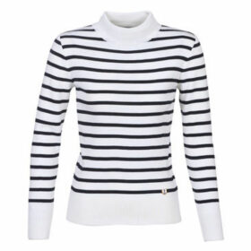 Armor Lux  MATHEO  women's Sweater in White