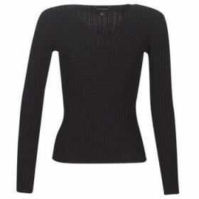 Emporio Armani  6G2MTH-2M05Z-1001  women's Sweater in Black
