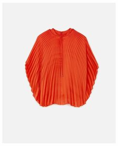 Stella McCartney Orange Moama Top, Women's, Size 12