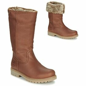 Panama Jack  BAMBINA  women's High Boots in Brown