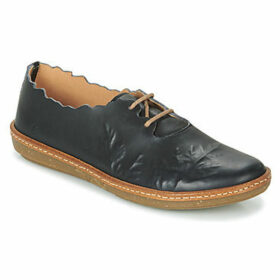 El Naturalista  CORAL  women's Casual Shoes in Black