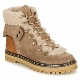See by Chloé  EILEEN  women's Snow boots in Brown