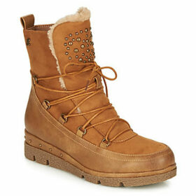 Refresh  69197-CAMEL  women's Snow boots in Brown