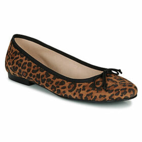 Betty London  VROLA  women's Shoes (Pumps / Ballerinas) in Brown