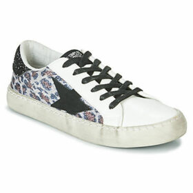 Le Temps des Cerises  CITY  women's Shoes (Trainers) in White