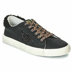 Le Temps des Cerises  CITY  women's Shoes (Trainers) in Black