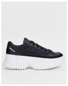 adidas Originals Kiellor trainer in black
