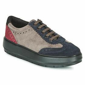 Geox  D KAULA  women's Shoes (Trainers) in Beige