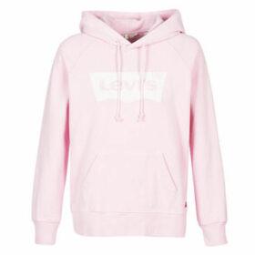 Levis  GRAPHIC SPORT HOODIE  women's Sweatshirt in Pink