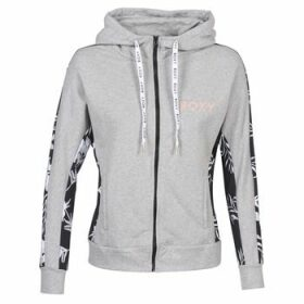 Roxy  CHASING LOVE  women's Sweatshirt in Grey