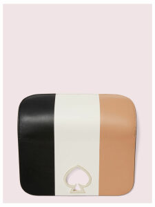 Make It Mine Tricolor Flap - Black Multi - One Size